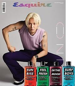 "<font title=""에스콰이어 Esquire (월간) 7월호 B형 + [부록] 플렉싱 3 in 1 멀티바디워시 (선라이즈, 필프레쉬, 휘그러시, 서프보이스 중 랜덤(310ml)"">에스콰이어 Esquire (월간) 7월호 B형 + [...</font>"