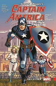 "<font title=""캡틴 아메리카: 스티브 로저스 Vol. 1 - 하이드라 만세"">캡틴 아메리카: 스티브 로저스 Vol. 1 - 하...</font>"