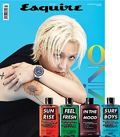 "<font title=""에스콰이어 Esquire (월간) 7월호 C형 + [부록] 플렉싱 3 in 1 멀티바디워시 (선라이즈, 필프레쉬, 휘그러시, 서프보이스 중 랜덤(310ml)"">에스콰이어 Esquire (월간) 7월호 C형 + [...</font>"