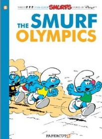 """<font title=""""The Smurfs #11: The Smurf Olympic (Paperback)"""">The Smurfs #11: The Smurf Olympic (Paper...</font>"""