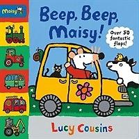 Beep, Beep, Maisy! (Board book)