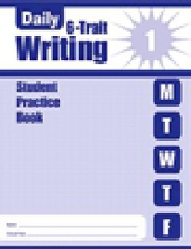 """<font title=""""Daily 6-Trait Writing Grade 1 : Student Practice Book (Paperback)"""">Daily 6-Trait Writing Grade 1 : Student ...</font>"""