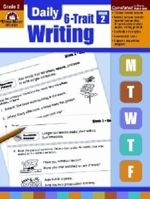 """<font title=""""Daily 6-Trait Writing Grade 2 : Student Practice Book (Paperback)"""">Daily 6-Trait Writing Grade 2 : Student ...</font>"""