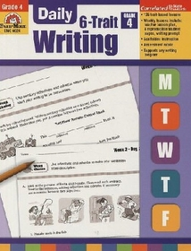 """<font title=""""Daily 6-Trait Writing Grade 4 : Student Practice Book (Paperback)"""">Daily 6-Trait Writing Grade 4 : Student ...</font>"""
