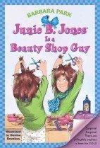 """<font title=""""Junie B. Jones Is a Beauty Shop Guy (Prebind / Reprint Edition)"""">Junie B. Jones Is a Beauty Shop Guy (Pre...</font>"""