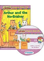 Arthur Chapter Book 26. Arthur and the No-Brainer (Paperback + CD)