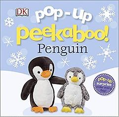 Pop Up Peekaboo! Penguin (Board book)