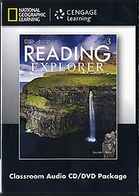 "<font title=""Reading Explorer 3: Classroom Audio CD/DVD (CD/DVD/ 2nd Ed.)"">Reading Explorer 3: Classroom Audio CD/D...</font>"