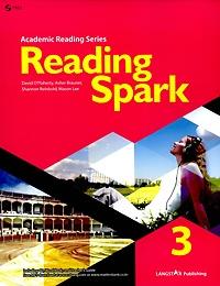 READING SPARK 리딩 스파크 Level 3