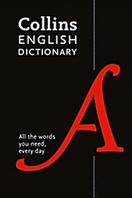 """<font title=""""Collins English Paperback Dictionary : All the Words You Need, Every Day (Paperback, 8 Revised edition)"""">Collins English Paperback Dictionary : A...</font>"""