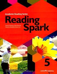 READING SPARK 리딩 스파크 Level 5