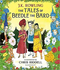 "<font title=""The Tales of Beedle the Bard (Hardcover/Illustrated Edition)"">The Tales of Beedle the Bard (Hardcover/...</font>"