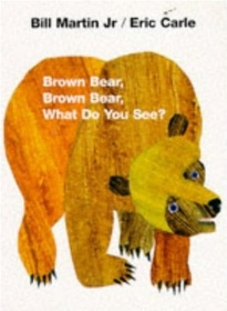 """<font title=""""Brown Bear Brown Bear What Do You See? (Board Book)"""">Brown Bear Brown Bear What Do You See? (...</font>"""