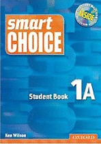 """<font title=""""Smart Choice 1A : Student Book with CD-ROM (Paperback + CD-ROM)   """">Smart Choice 1A : Student Book with CD-R...</font>"""