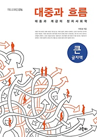 대중과 흐름 (큰글자책)