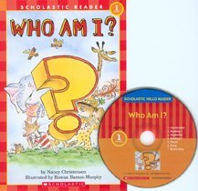 Who Am I? - Scholastic Hello Reader CD Set 1-9 (Paperback+Audio CD)