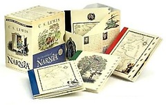"""<font title=""""The Chronicles of Narnia CD Boxed Set (Audio CD: 31/ Unabridged/ 도서별매)"""">The Chronicles of Narnia CD Boxed Set (A...</font>"""