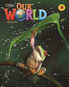"""<font title=""""Our World 1B (Student Book + Work Book, 2nd Edition)"""">Our World 1B (Student Book + Work Book, ...</font>"""