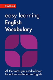 """<font title=""""Easy Learning English Vocabulary (Paperback / 2nd Ed.)"""">Easy Learning English Vocabulary (Paperb...</font>"""