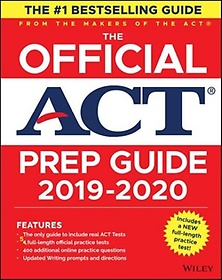 """<font title=""""The Official ACT Prep Guide 2019-2020, (Book + 5 Practice Tests + Bonus Online Content) (Paperback, 2019-2020)"""">The Official ACT Prep Guide 2019-2020, (...</font>"""