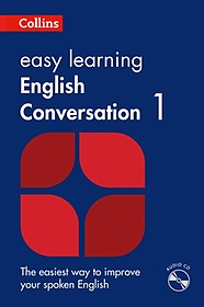 """<font title=""""Easy Learning English Conversation 1 (Paperback / 2nd Ed.)"""">Easy Learning English Conversation 1 (Pa...</font>"""