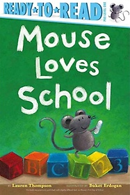 Mouse Loves School (Paperback)