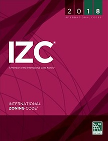 "<font title=""International Zoning Code 2018 (Paperback)"">International Zoning Code 2018 (Paperbac...</font>"