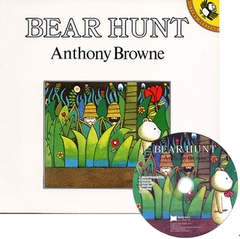[��ο�]Bear Hunt (Paperback+CD)