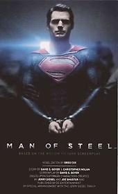 Man of Steel (Prebind)