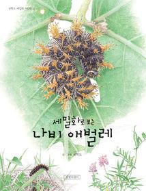 세밀화로 보는 나비 애벌레