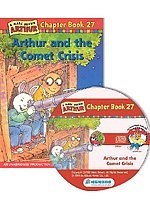 Arthur Chapter Book 27. Arthur and the Comet Crisis (Paperback + CD)