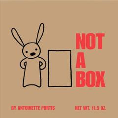[노부영] Not a Box (Hardcover +CD)