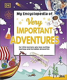 """<font title=""""My Encyclopedia of Very Important Adventures (Hardcover)"""">My Encyclopedia of Very Important Advent...</font>"""
