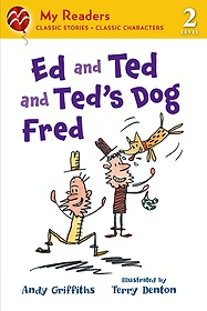 """<font title=""""Ed and Ted and Ted"""