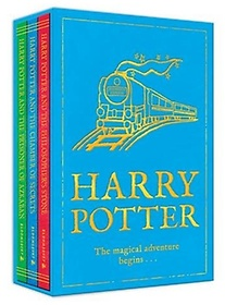 "<font title=""Harry Potter: The magical adventure begins... Volumes 1-3 (Paperback)"">Harry Potter: The magical adventure begi...</font>"