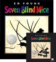 [노부영]Seven Blind Mice (Paperback + CD)