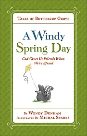 A Windy Spring Day (Hardcover)