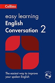 """<font title=""""Easy Learning English Conversation 2 (Paperback / 2nd Ed.)"""">Easy Learning English Conversation 2 (Pa...</font>"""