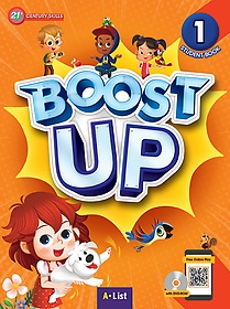 """<font title=""""Boost Up 1 Student Book with DVD ROM/MP3 CD"""">Boost Up 1 Student Book with DVD ROM/MP3...</font>"""