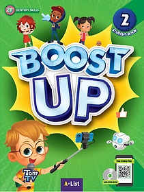 """<font title=""""Boost Up 2 Student Book with DVD ROM/MP3 CD"""">Boost Up 2 Student Book with DVD ROM/MP3...</font>"""
