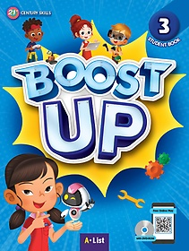 """<font title=""""Boost Up 3 Student Book with DVD ROM/MP3 CD"""">Boost Up 3 Student Book with DVD ROM/MP3...</font>"""