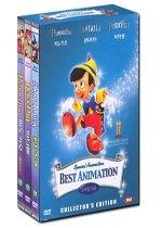 월트디즈니 베스트 애니메이션 블루세트 - DVD