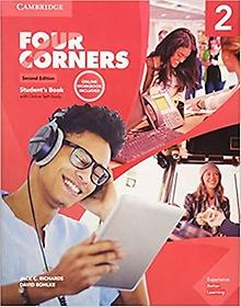 Four Corners 2/e OWB SB 2