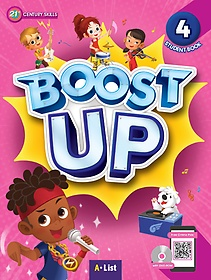 """<font title=""""Boost Up 4 Student Book with DVD ROM/MP3 CD"""">Boost Up 4 Student Book with DVD ROM/MP3...</font>"""