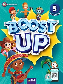 """<font title=""""Boost Up 5 Student Book with DVD ROM/MP3 CD"""">Boost Up 5 Student Book with DVD ROM/MP3...</font>"""