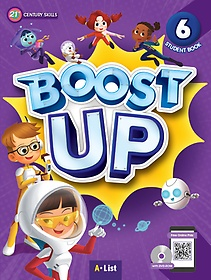 """<font title=""""Boost Up 6 Student Book with DVD ROM/MP3 CD"""">Boost Up 6 Student Book with DVD ROM/MP3...</font>"""