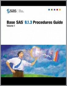 "<font title=""Base SAS 9.1.3 Procedures Guide, 4 Volume Set (Boxed Set/ 2nd Ed.) "">Base SAS 9.1.3 Procedures Guide, 4 Volum...</font>"
