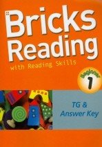 """<font title=""""Bricks Reading with Reading Skills Beginner 1 : Teacher's Guide with answer keys (Paperback)"""">Bricks Reading with Reading Skills Begin...</font>"""