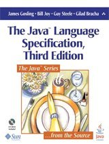 The Java Language Specification (3rd Edition/ Paperback)