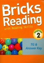 """<font title=""""Bricks Reading with Reading Skills Beginner 2 : Teacher's Guide with answer keys (Paperback)"""">Bricks Reading with Reading Skills Begin...</font>"""